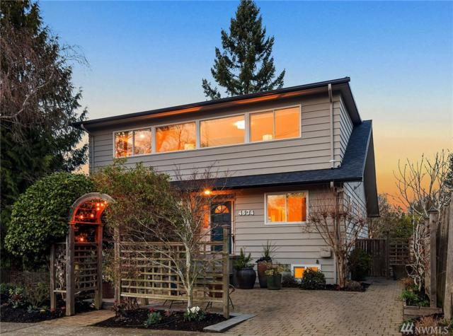 4634 SW Frontenac St, Seattle, WA 98136 (#1405728) :: Homes on the Sound
