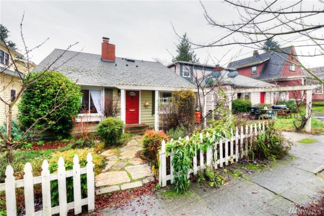 2508 18th Ave S, Seattle, WA 98144 (#1405730) :: Homes on the Sound