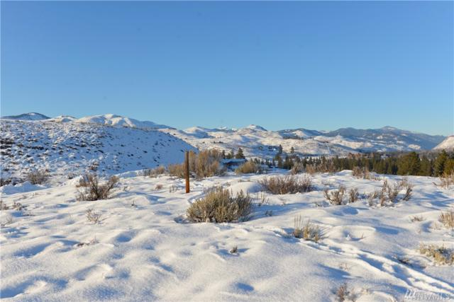 0-LOT 11 Ridge Dr, Winthrop, WA 98862 (#1405818) :: Homes on the Sound
