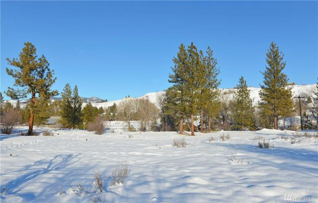 0-LOT 22 Riffle Lp, Winthrop, WA 98862 (#1405849) :: Homes on the Sound