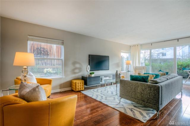 940 N 35th St #101, Seattle, WA 98103 (#1406020) :: Pickett Street Properties