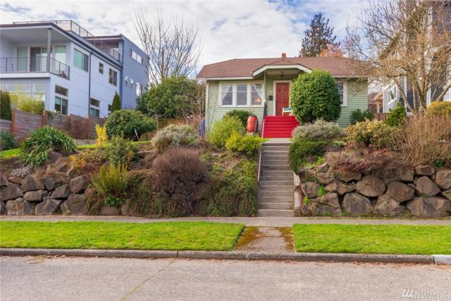 7517 32nd Ave SW, Seattle, WA 98126 (#1406043) :: Ben Kinney Real Estate Team