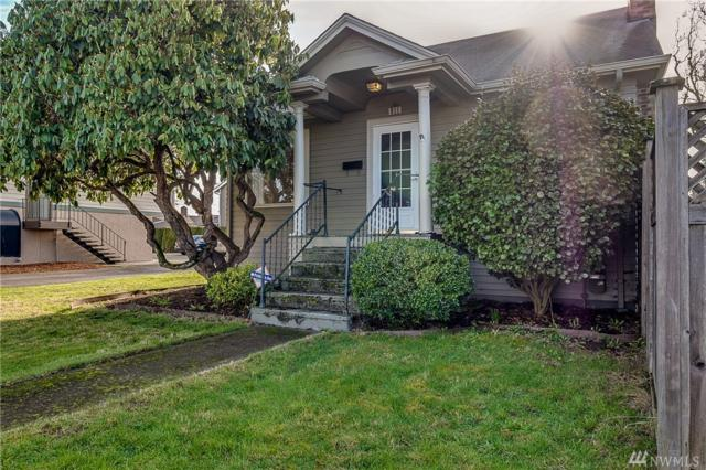 811 N 4th St, Renton, WA 98055 (#1406049) :: Ben Kinney Real Estate Team