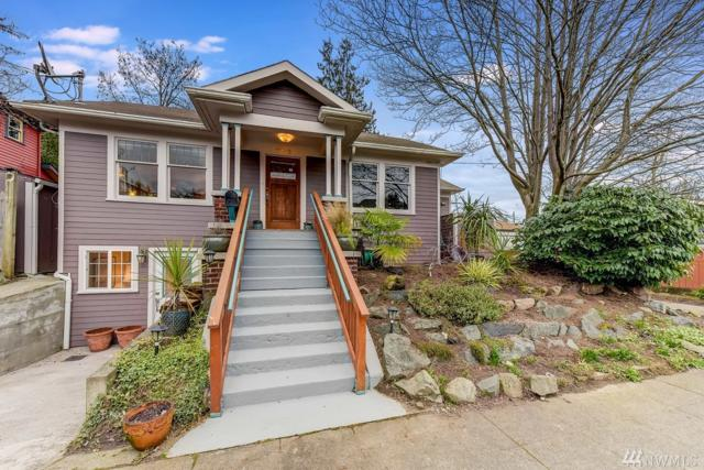 7712 Dayton Ave N, Seattle, WA 98103 (#1406306) :: Ben Kinney Real Estate Team