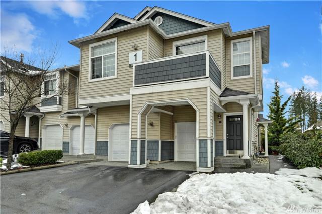 1855 Trossachs Blvd SE #104, Sammamish, WA 98075 (#1406321) :: KW North Seattle