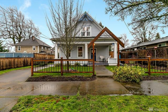 1810 F St, Vancouver, WA 98663 (#1406427) :: Homes on the Sound