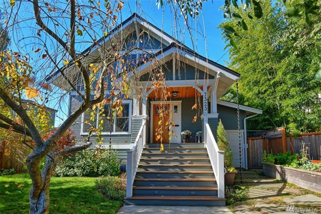 7323 26th Ave NW, Seattle, WA 98117 (#1406504) :: Sweet Living