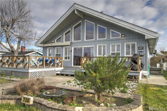 730 Walters Lane, Point Roberts, WA 98281 (#1406631) :: Crutcher Dennis - My Puget Sound Homes