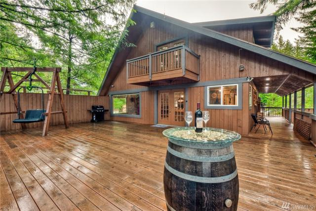 16110 Crystal Ct E, Greenwater, WA 98022 (#1406699) :: Homes on the Sound