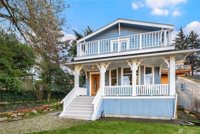 119 NW 55th St NW, Seattle, WA 98107 (#1406859) :: Homes on the Sound