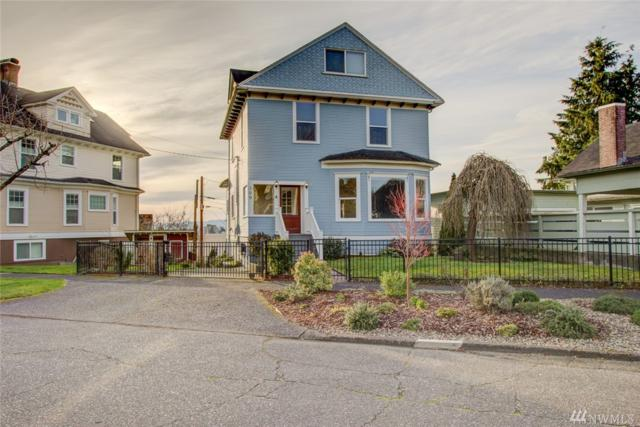 209 E 8th St, Aberdeen, WA 98520 (#1406886) :: Homes on the Sound