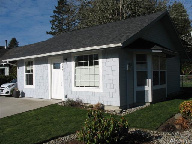914 E Spruce St, Ilwaco, WA 98624 (#1407013) :: Homes on the Sound