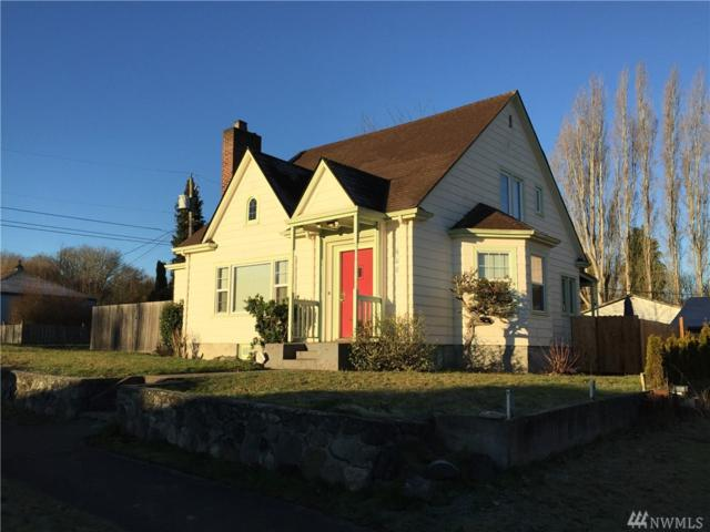 608 S Francis, Port Angeles, WA 98362 (#1407202) :: Homes on the Sound