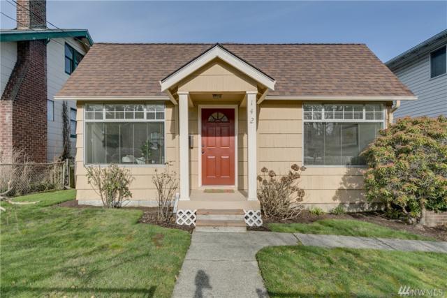 142-144 N 83rd St, Seattle, WA 98103 (#1407296) :: Pickett Street Properties