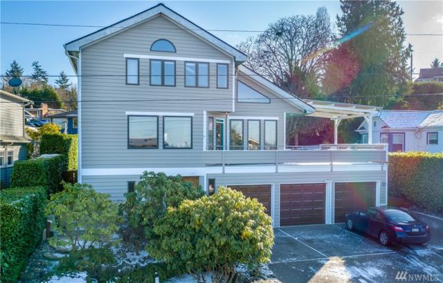 9232 View Ave NW, Seattle, WA 98117 (#1407370) :: Homes on the Sound
