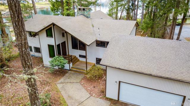 2180 E Island Lake Drive, Shelton, WA 98584 (#1407408) :: Homes on the Sound