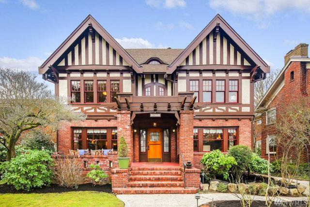 2821 Mt Saint Helens Place S, Seattle, WA 98144 (#1407532) :: Pickett Street Properties