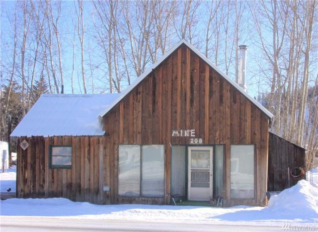 208 Main St, Conconully, WA 98819 (#1407540) :: Ben Kinney Real Estate Team