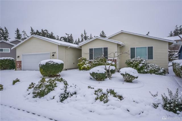 1065 SW Harbor Vista Cir, Oak Harbor, WA 98277 (#1407542) :: Ben Kinney Real Estate Team