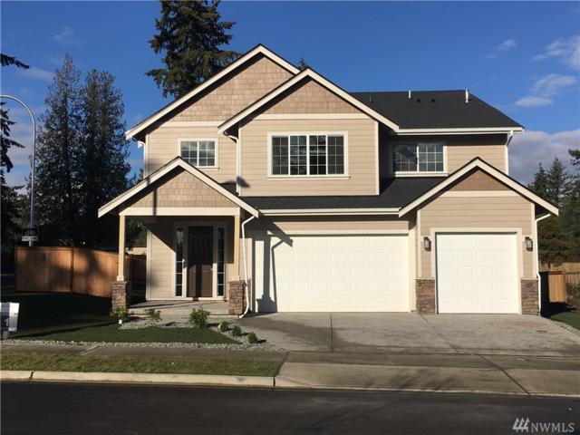 5604 S 318th (Lot 1), Auburn, WA 98001 (#1407554) :: Ben Kinney Real Estate Team