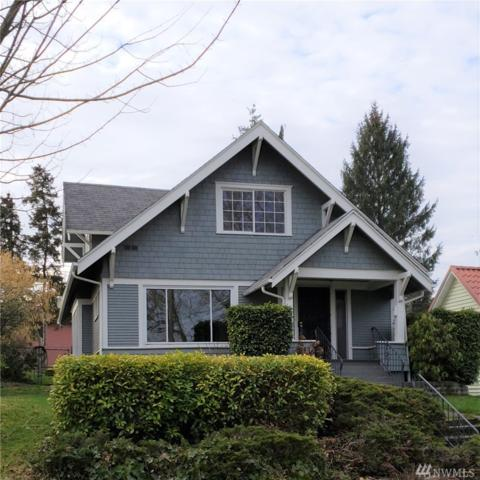 4628 S Thompson Ave, Tacoma, WA 98408 (#1407591) :: Homes on the Sound