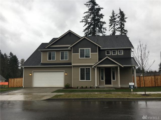 5607 S 318th (Lot 10), Auburn, WA 98001 (#1407622) :: Ben Kinney Real Estate Team