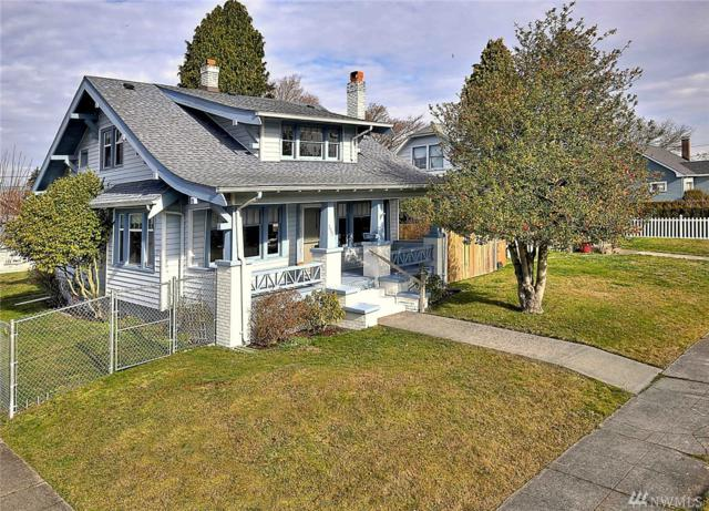 531 S 53rd St, Tacoma, WA 98408 (#1407733) :: Homes on the Sound