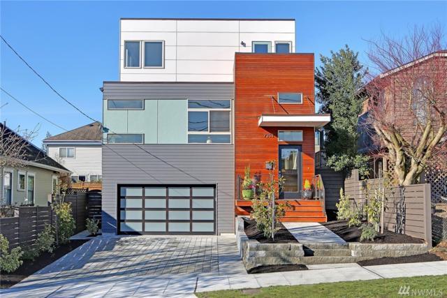 7353 18th Ave NW, Seattle, WA 98117 (#1407777) :: McAuley Homes