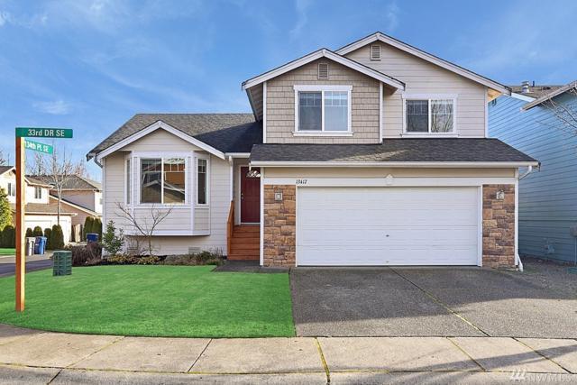 13417 33rd Dr SE, Mill Creek, WA 98012 (#1407908) :: Pickett Street Properties