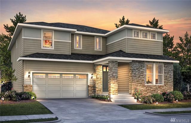 718 NE 4th (Lot 2) St, North Bend, WA 98045 (#1407914) :: Homes on the Sound