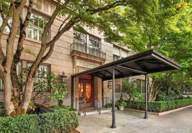 1223 Spring St #700, Seattle, WA 98104 (#1407977) :: Homes on the Sound