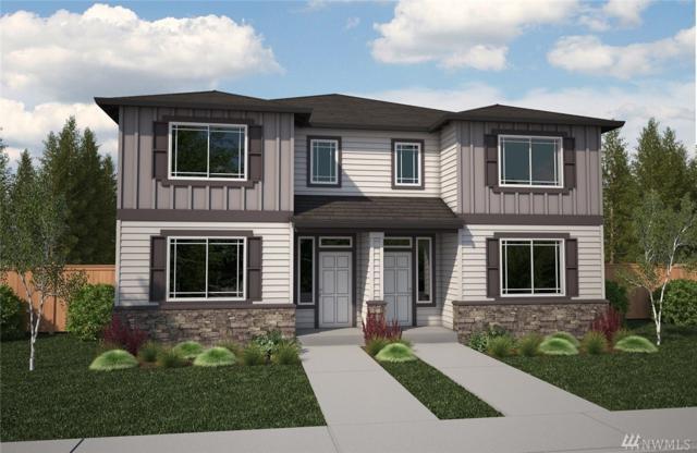 1443 E 47TH St Lot 2-21, Tacoma, WA 98404 (#1407980) :: Homes on the Sound