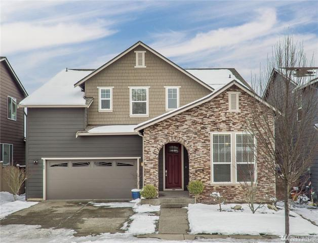 9108 Satterlee Ave SE, Snoqualmie, WA 98065 (#1408073) :: Homes on the Sound