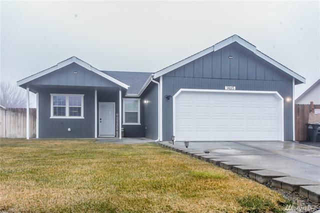 1465 S Cougar Dr, Moses Lake, WA 98837 (#1408172) :: Ben Kinney Real Estate Team