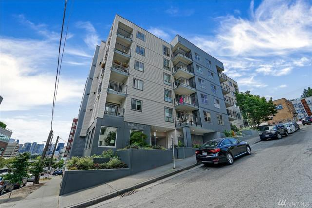 769 Hayes St #405, Seattle, WA 98109 (#1408178) :: Homes on the Sound