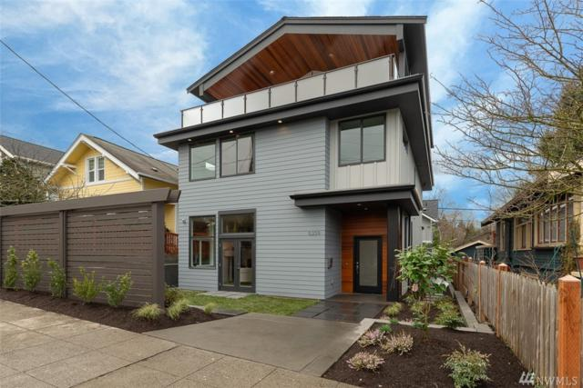 5309 8th Ave NE, Seattle, WA 98105 (#1408208) :: Pickett Street Properties