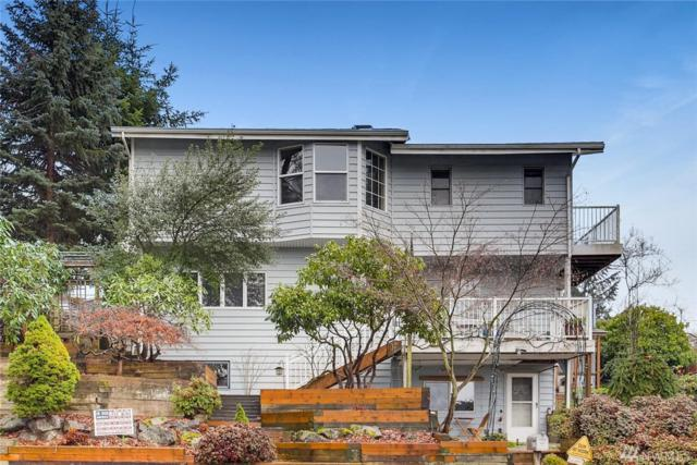 6921 34th Ave SW, Seattle, WA 98126 (#1408226) :: Ben Kinney Real Estate Team