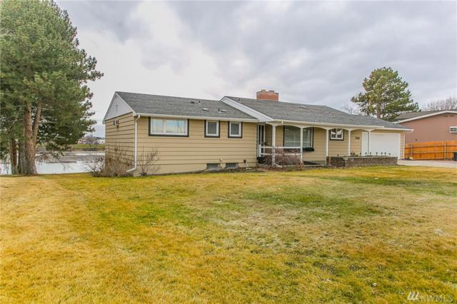 343 W Northshore Dr, Moses Lake, WA 98837 (#1408260) :: Homes on the Sound
