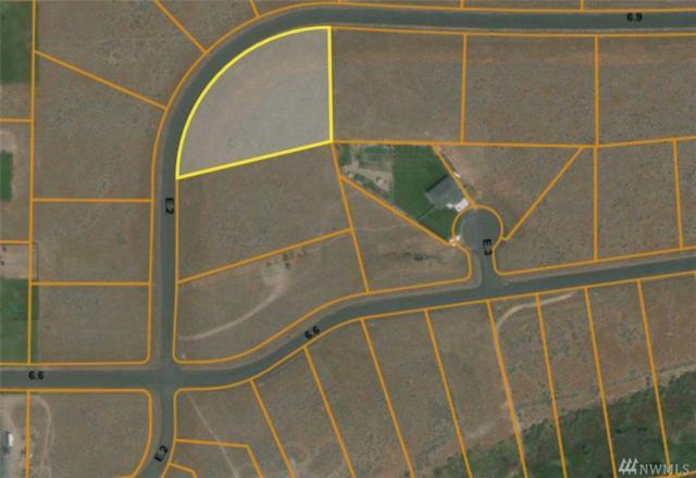 0 Lot 14 Road 6.9 Ne, Moses Lake, WA 98837 (#1408364) :: Hauer Home Team