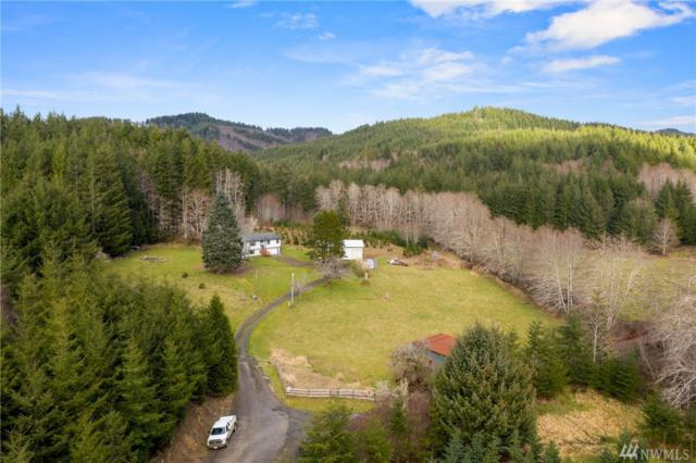269 Elk Creek Rd, Raymond, WA 98577 (#1408446) :: Mike & Sandi Nelson Real Estate