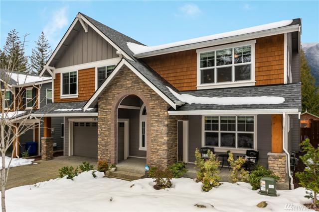 3598 SE 16th Street, North Bend, WA 98045 (#1408463) :: Mike & Sandi Nelson Real Estate