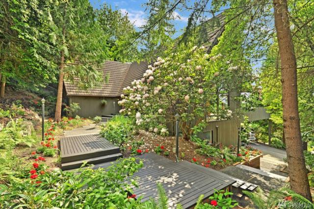 5802 W Mercer Wy, Mercer Island, WA 98040 (#1408477) :: Costello Team