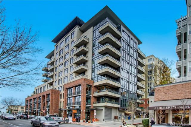 10000 Main St #205, Bellevue, WA 98004 (#1408487) :: Real Estate Solutions Group