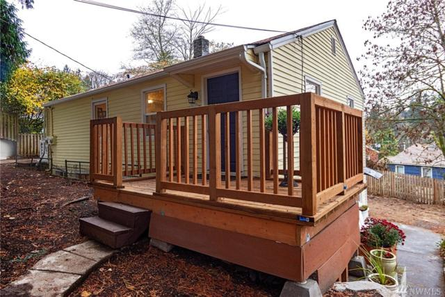 5634 S Leo St A & B, Seattle, WA 98178 (#1408527) :: Homes on the Sound