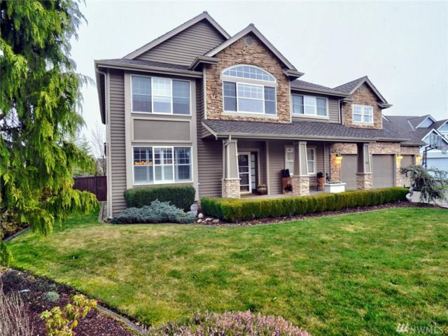 15111 69th Ave SE, Snohomish, WA 98296 (#1408538) :: Homes on the Sound