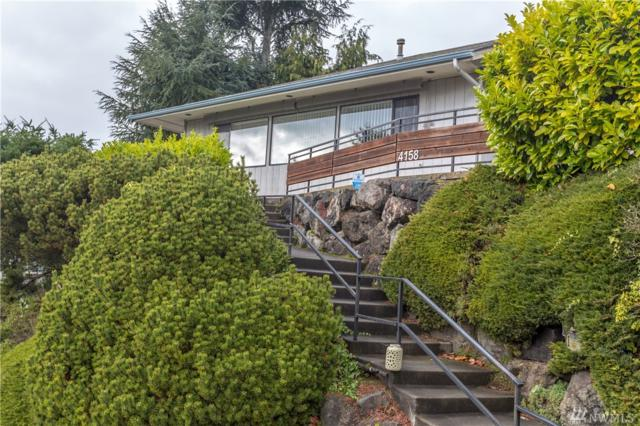 4158 45th Ave SW, Seattle, WA 98116 (#1408605) :: Homes on the Sound