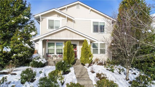 7703 Douglas Ave SE, Snoqualmie, WA 98065 (#1408665) :: Homes on the Sound