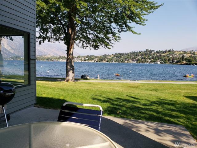 1 Beach 563-L, Manson, WA 98831 (#1408724) :: Homes on the Sound