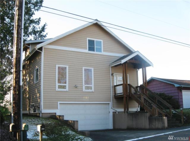 1523 Bayview Ave, Blaine, WA 98230 (#1408927) :: Homes on the Sound