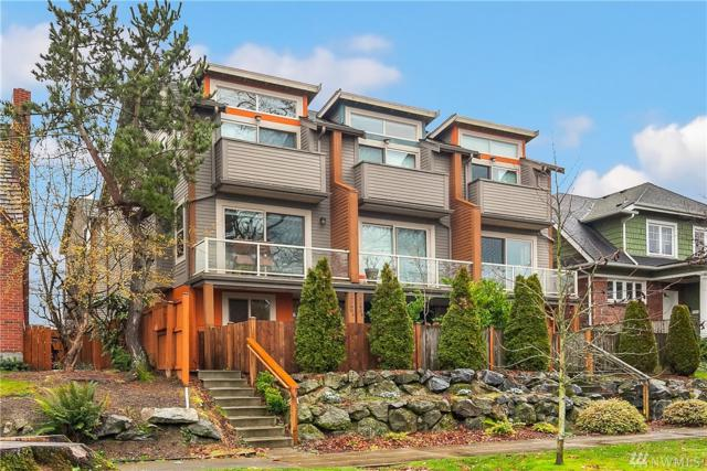 2342 44th Ave SW A, Seattle, WA 98116 (#1408933) :: KW North Seattle